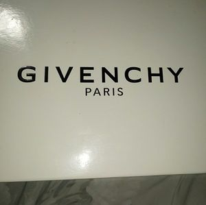 Men's 8.5 Givenchy Red Leather Shoes